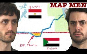 Map Men #1: Bir Tawil – území, které nikdo nechce