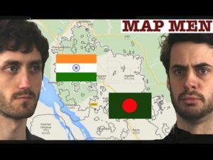 Map Men #4: Nejhorší hranice na světě