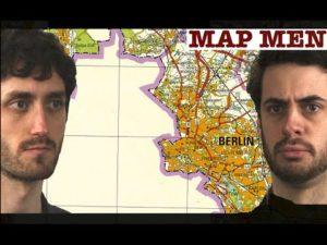 Map Men #5: Mapy s bílými místy