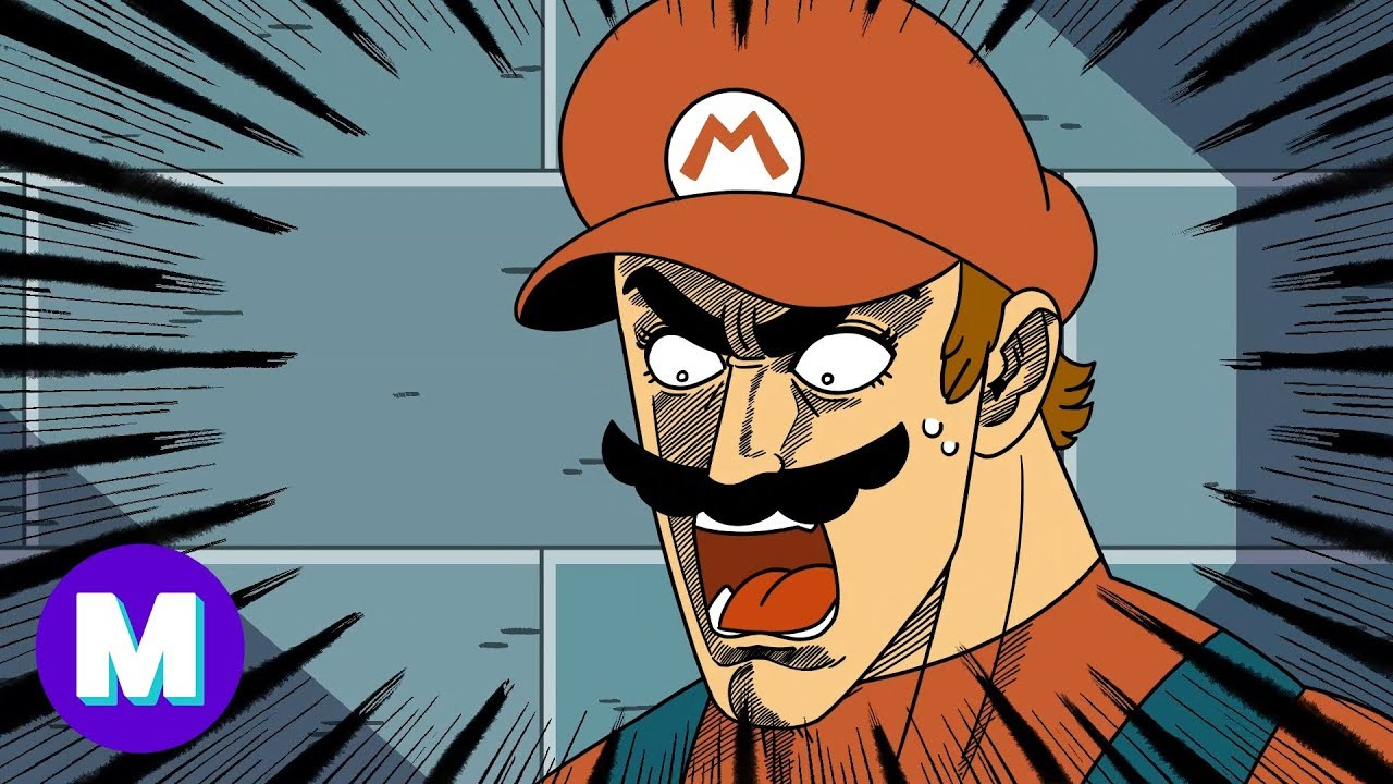Mario & Luigi: Super anime bros.
