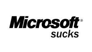 Microsoft stojí za pytel