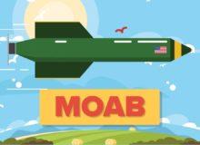 MOAB – Matka všech bomb