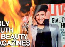 Módní časopisy jsou zlo