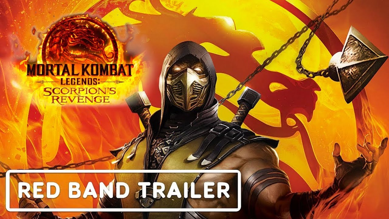 Mortal Kombat: Legends trailer