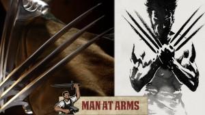 Muž ve zbrani: Jak se dělají Wolverinovy drápy