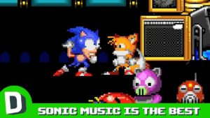 Na Sonicovi je nejlepší hudba