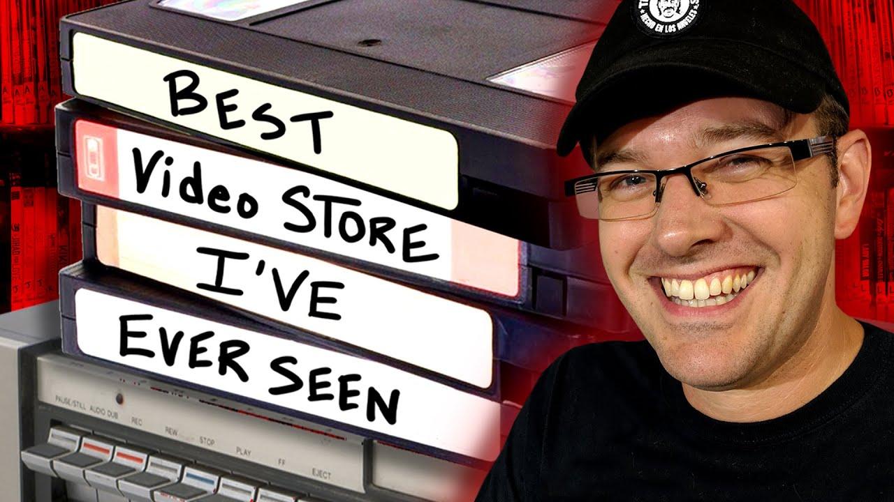 Nejlepší video obchod v USA