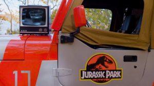 Nejznámější trik v Jurském parku