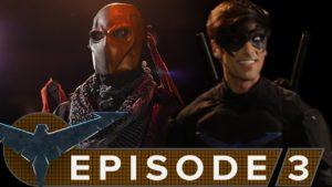 Nightwing: Seriál (epizoda 3) – Pád