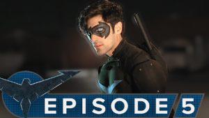 Nightwing: Seriál (epizoda 5) – Odkaz