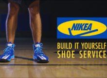 Nikea – ušij si sám své boty
