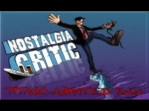 Nostalgia Critic: Titanic – animovaný muzikál