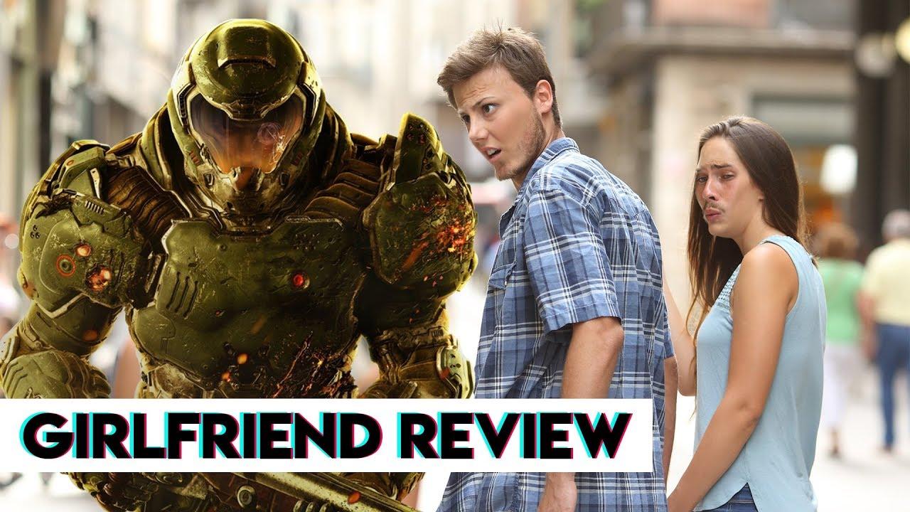 Partnerka recenzuje – Doom (2016)