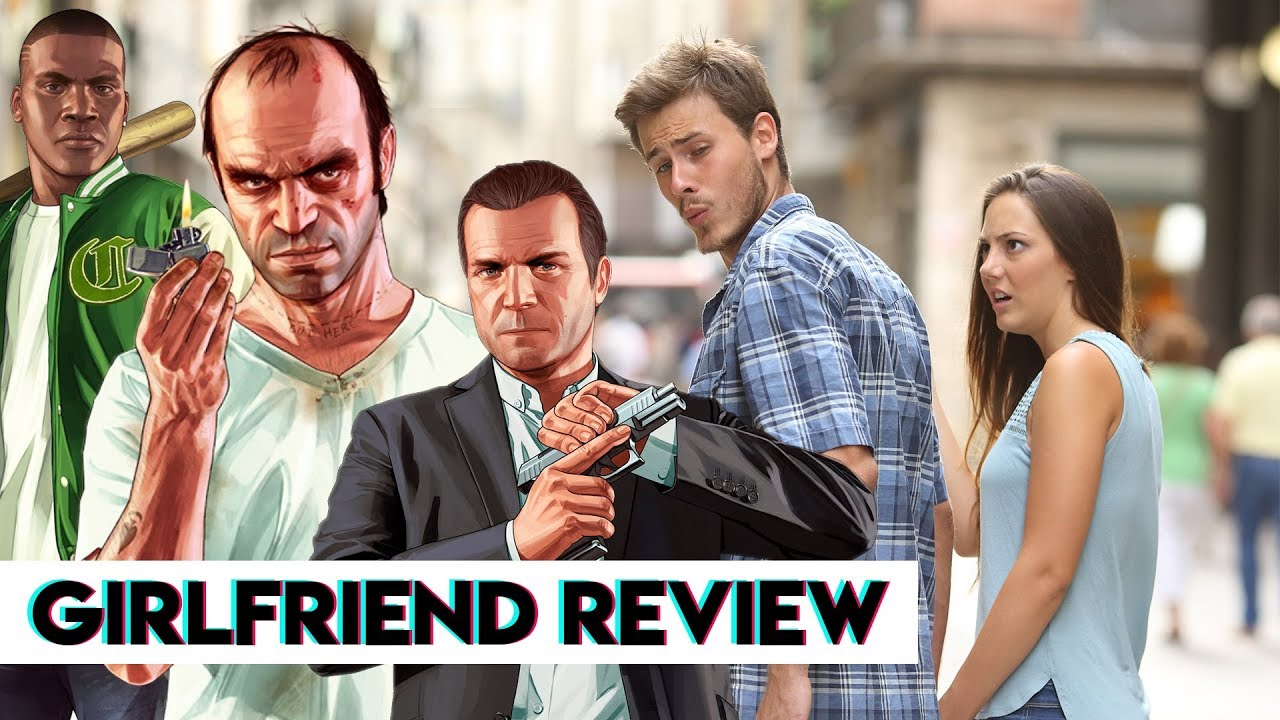 Partnerka recenzuje – GTA V