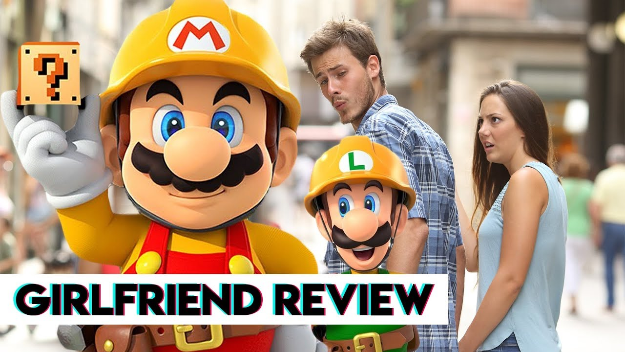 Partnerka recenzuje – Mario Maker 2