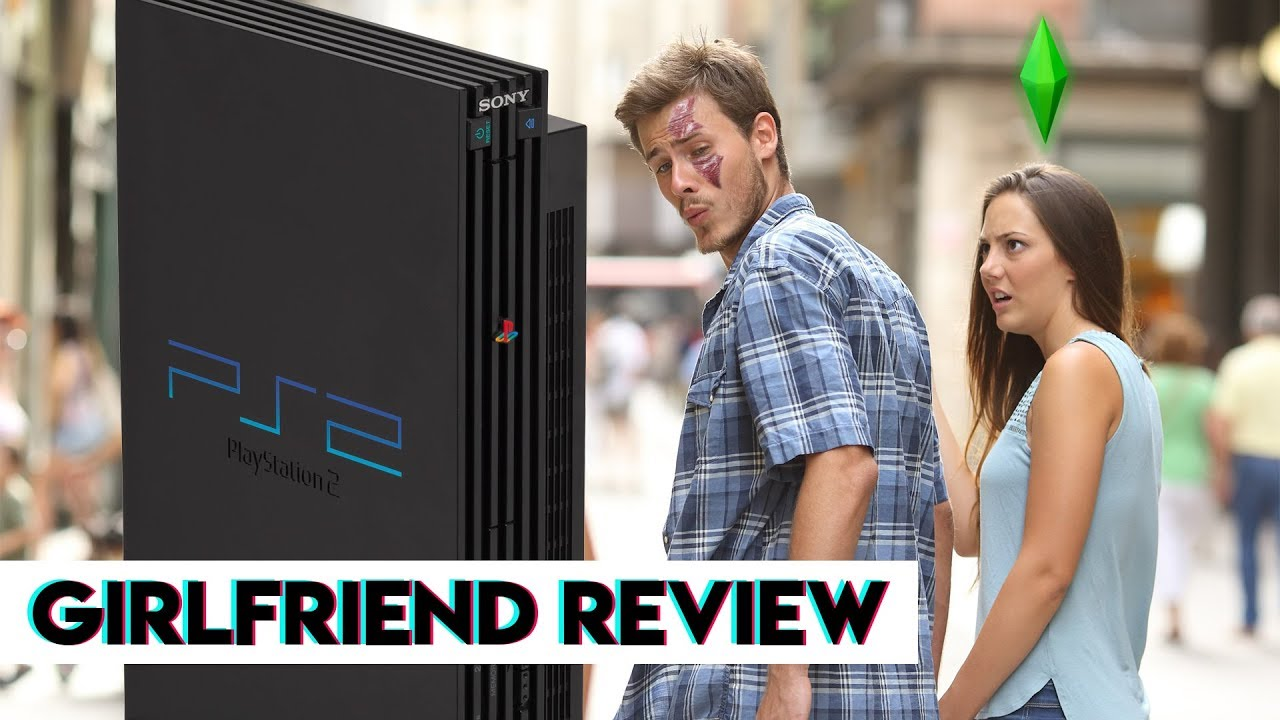 Partnerka recenzuje – PlayStation 2