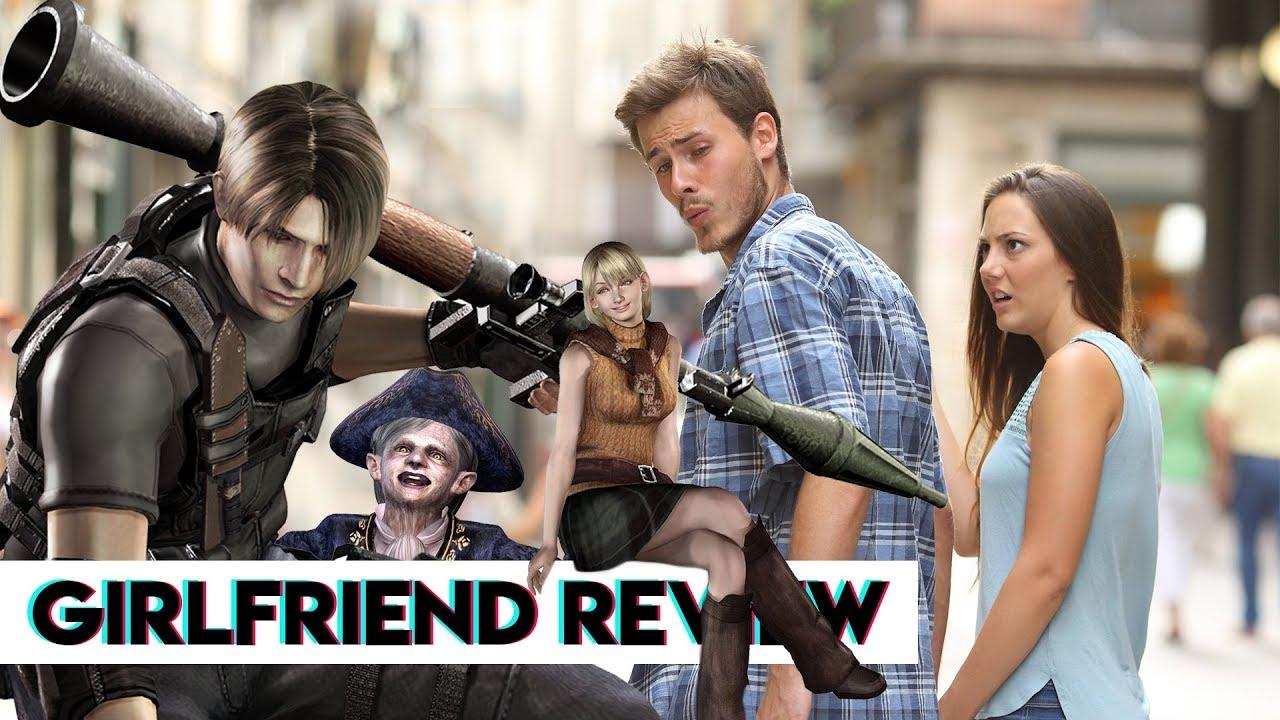 Partnerka recenzuje – Resident Evil 4