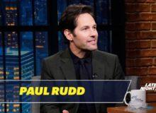 Paul Rudd a nevhodné filmy pro děti