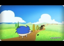 Píseň o ježkovi Sonicovi