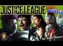 Podivné trailery: Justice League