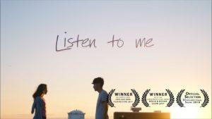 Poslouchej mě (krátký film)