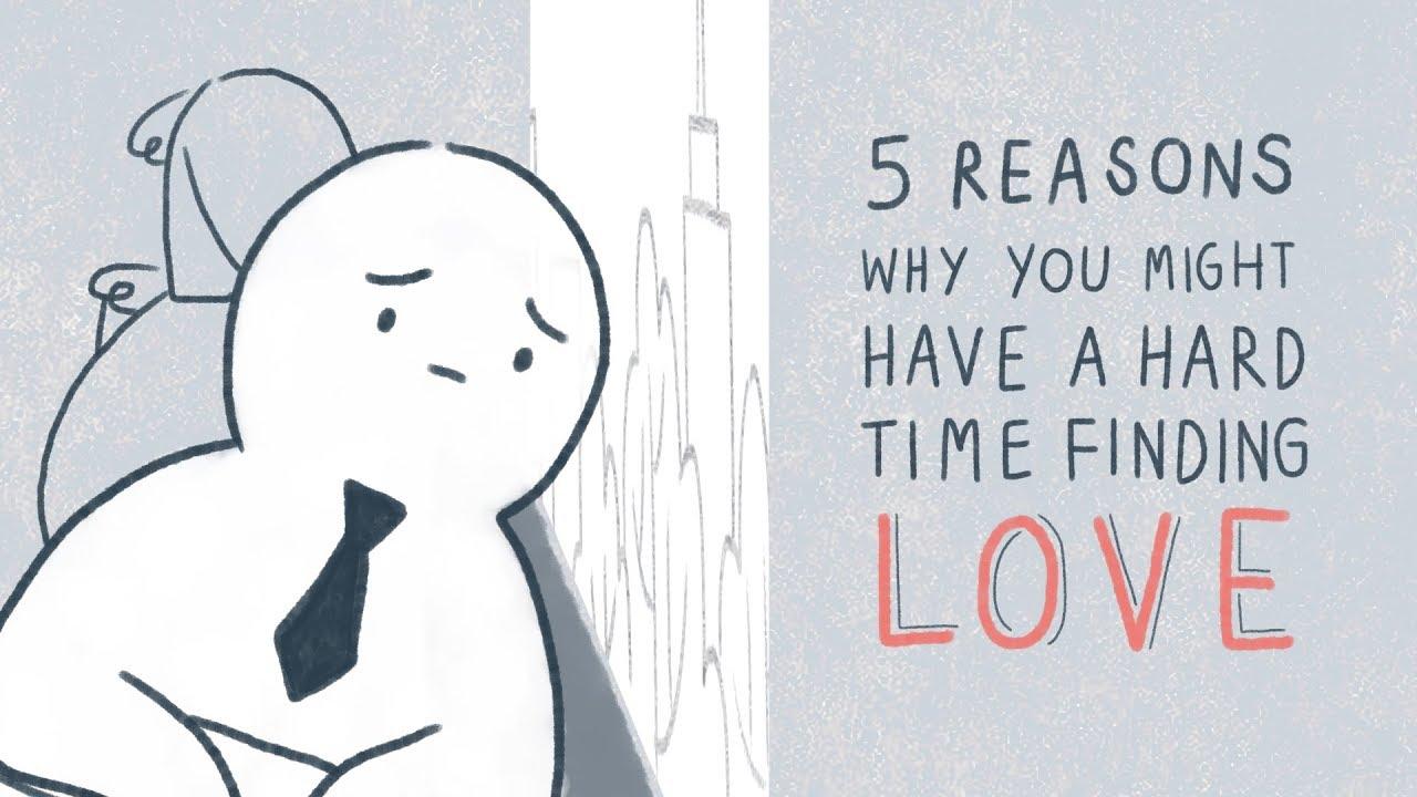 Pro někoho je těžké najít lásku