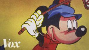 Proč animované postavičky nosí rukavice?