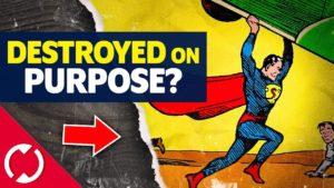 Proč fanoušci zničili nejdražší Action Comics?