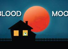 Proč je během úplného zatmění Měsíc červený?