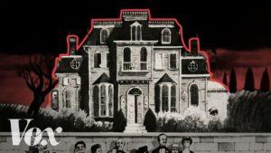Proč je viktoriánské sídlo hororovou ikonou