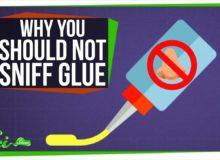 Proč jsou na lepidlech varovné nápisy