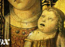 Proč jsou namalované středověké děti hnusné?