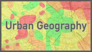 Proč mají města rozlišnou strukturu?