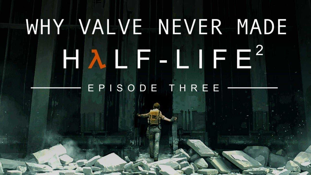 Proč nevyšla hra Half-Life 2: Episode 3
