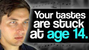 Proč zní popová hudba hrozně (vám)