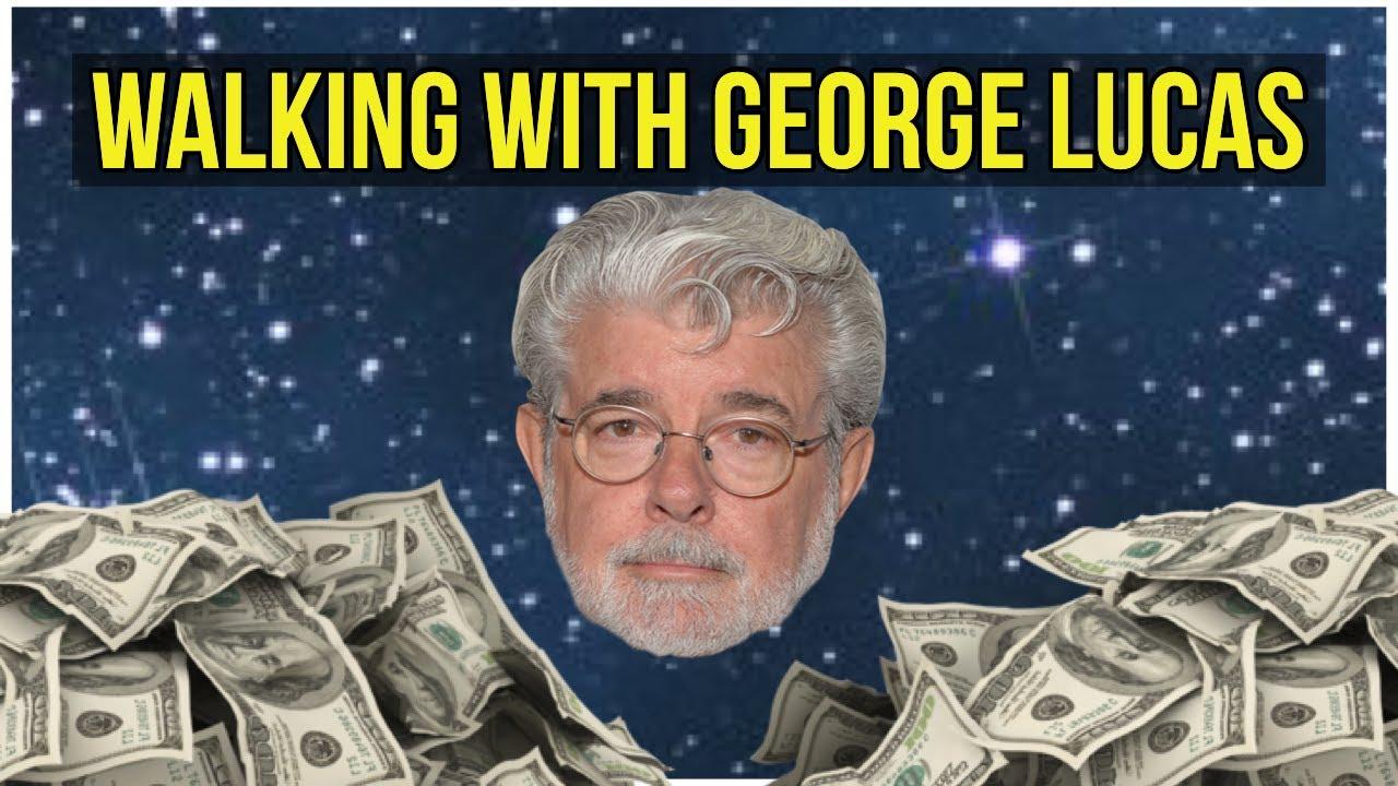 Procházka s Georgem Lucasem