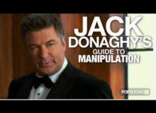 Průvodce manipulace s Jackem Donaghym.
