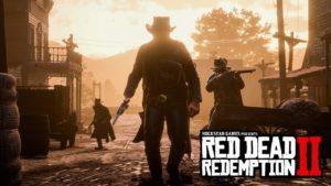 Red Dead Redemption 2 – ukázka ze hry [4K]