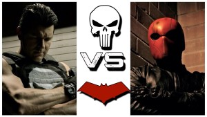 Red Hood vs. Punisher