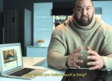 Reklama na fakt Těžký Bubliny