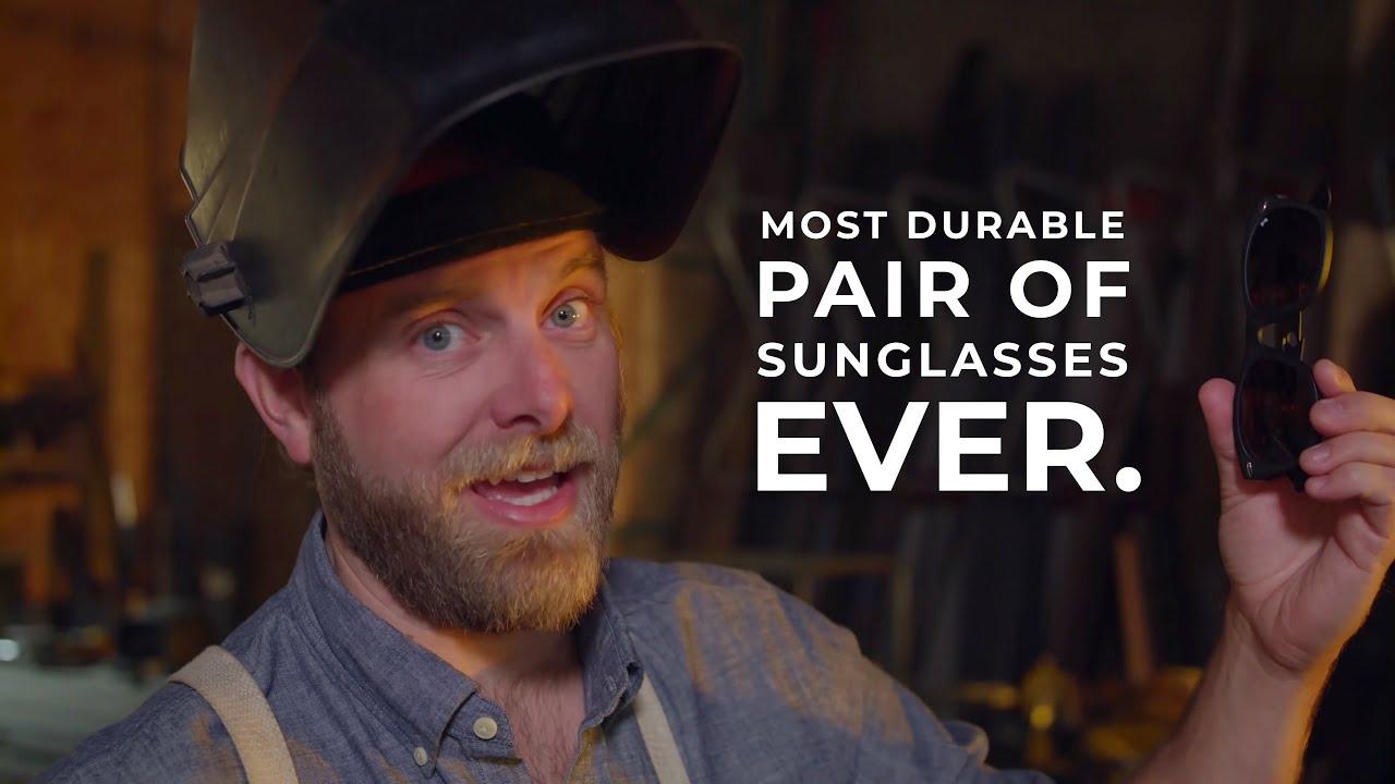 Reklama na nejodolnější brýle na světě