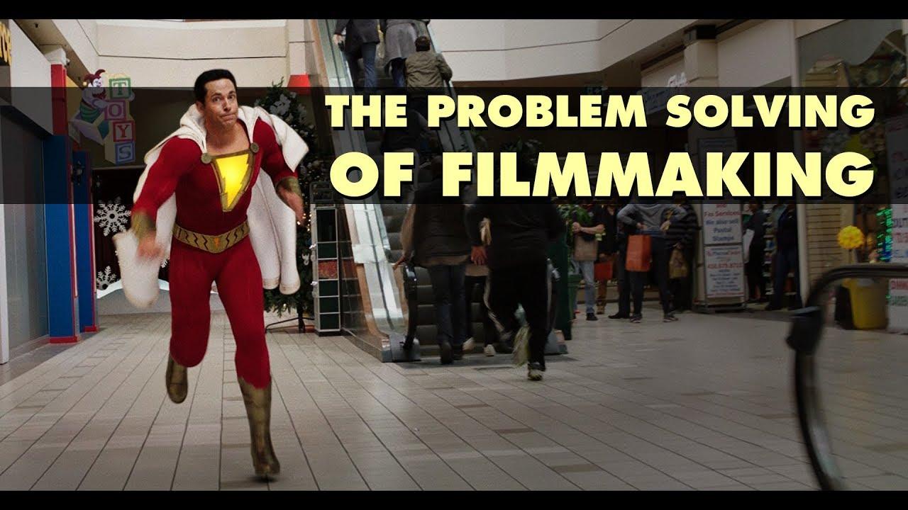Řešení problémů u filmu