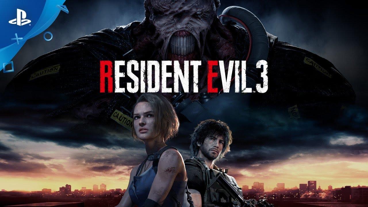 Resident Evil 3 – oznamující trailer