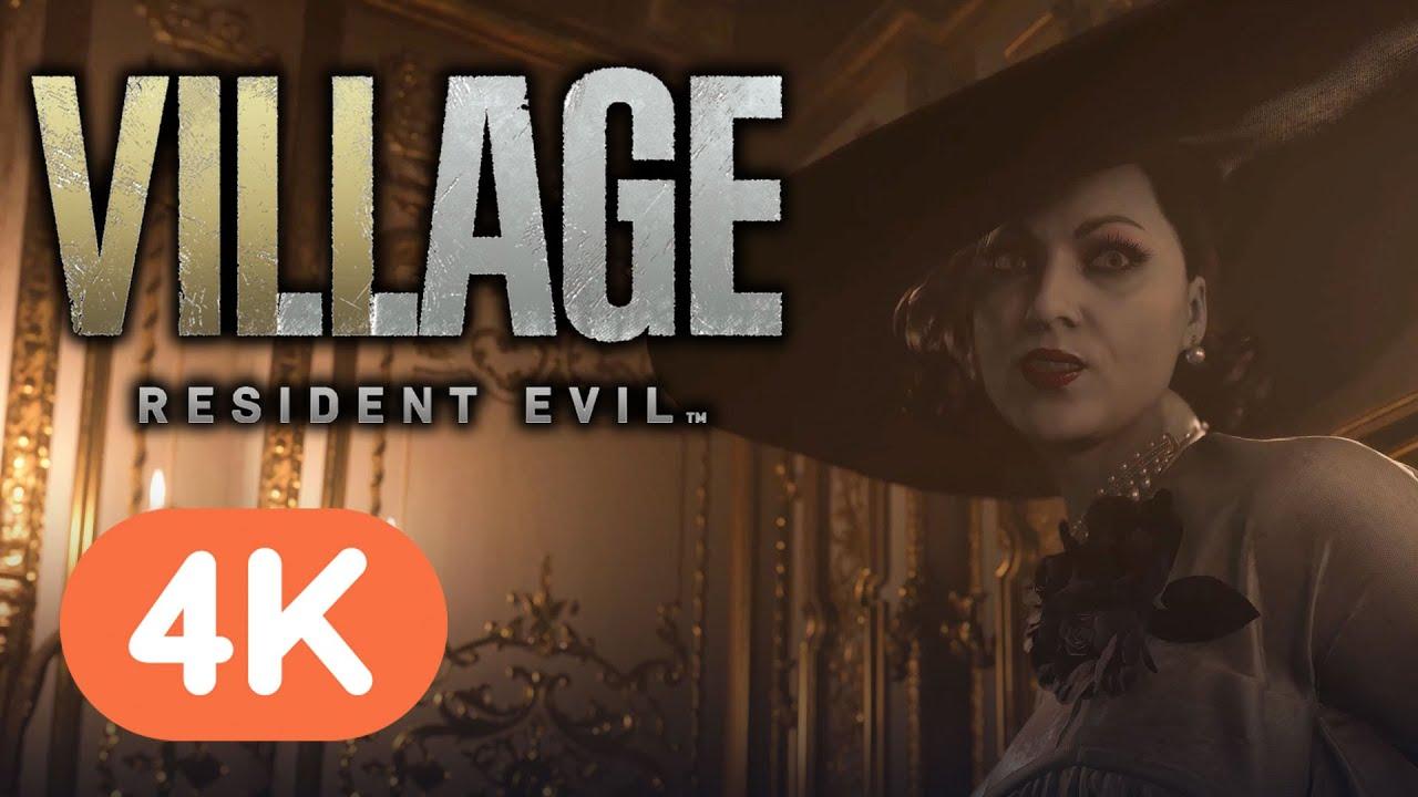 Resident Evil Village – oficiální trailer [4K]