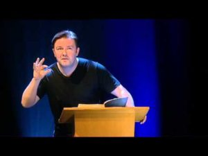 Ricky Gervais – Bible