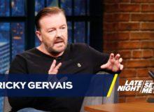 Ricky Gervais – hadí kůže