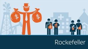 Rockefeller – nejbohatší Američan, který kdy žil
