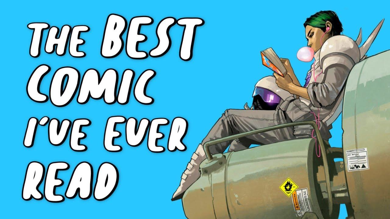 Sága je ten nejlepší komiks