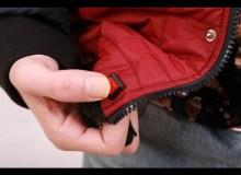 Samovysoušecí bunda