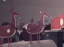 Santa zapomněl na Vánoce